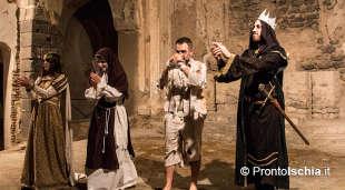 Visita teatralizzata del Castello Aragonese