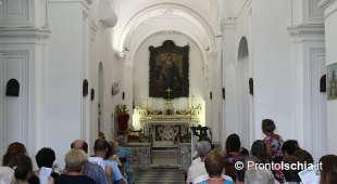O Santuario della Madonna di Montevergine.