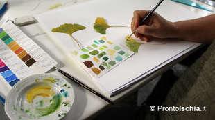 La flora di Lady Walton tra arte e scienza.