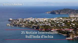Una lista con le info più interessanti sull'isola.