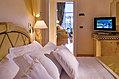 Elegante Suite con salotto e  terrazza vista mare.
